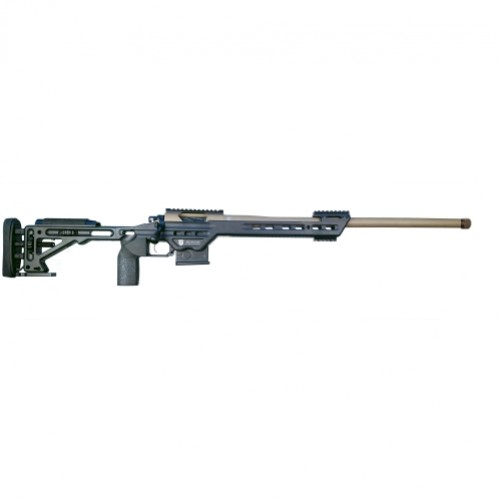 """MasterPiece Arms MPA 224VALKYRIE 24"""" TB 10RD BLK"""
