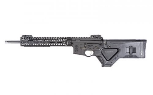 Spikes Tactical Crusader Black .223 Rem / 5.56 NATO 16-inch Featureless with No Magazine