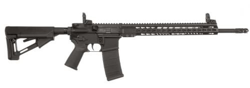 Armalite M-15 Tactical Rifle Black .223 Rem/ 5.56 NATO 18-Inch 30Rd
