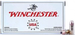 Winchester USA 9mm 147GR FMJ 50rds