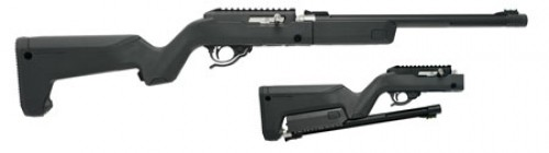 Tactical Solutions X-Ring Takedown Semiautomatic Rimfire Rifles with Magpul X-22 Backpacker Stock