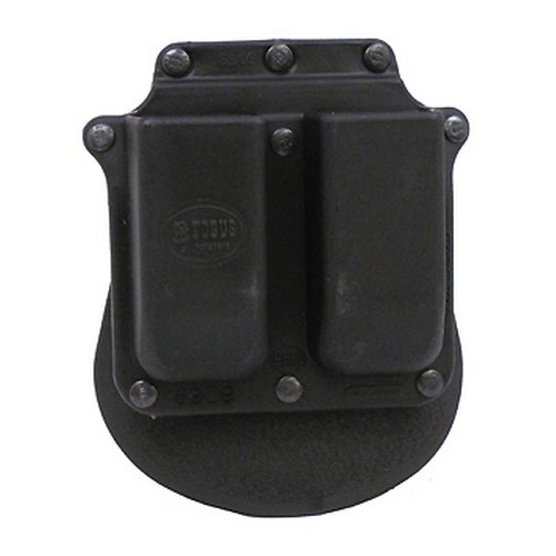 Fobus Paddle Double Magazine Pouch Sig Sauer/BER/Brown