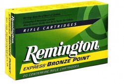 Remington 250SAV 100 Grain, Pointed Soft Point 20rds