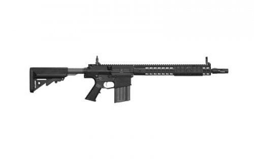 "KNIGHTS ARMAMENT SR-25 E2 308 16"" BLK W/URX IV"