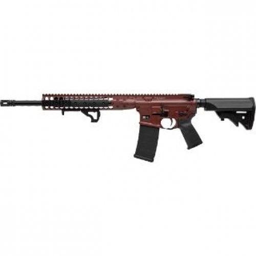 Lwrc Ic Di 300blk 16 Flat Dark Red