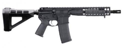 LWRC DI Pistol Black .223/5.56 10.5-inch 30rd With Pistol Brace
