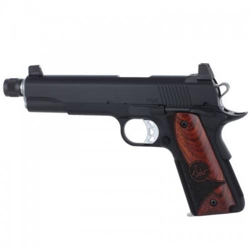 CZ Dan Wesson Vigil Black 9mm 5.75-inch 9Rds Threaded