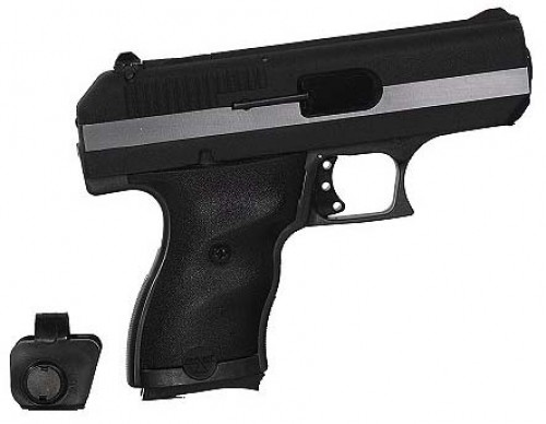 Hi-Point Firearms 380HC Black / Stainless .380 ACP 3.5-inch 8rd