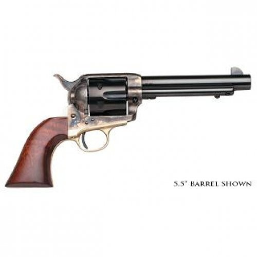 Taylors and Company 450DE Uberti 1873 Ranch Hand 4.75 Tuned Revolver