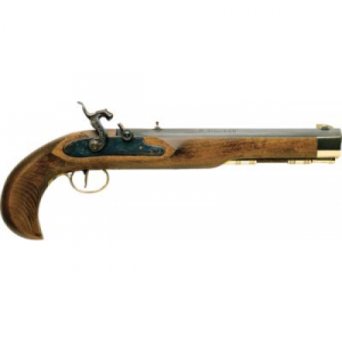 Traditions Kentucky .50 Cal. Percussion Pistol - Blued