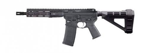 LWRC  IC Series Direct Impingement M-LOK Pistol Balck .223/5.56 10.5 Inch Barrel 30 Rounds