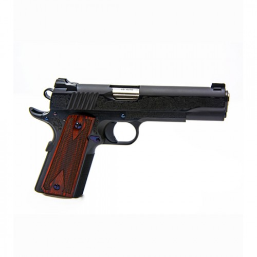 SML 1911 45ACP 5 BLUED ENGRAVED