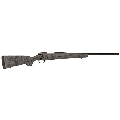 "Howa Hs Precsion Stock Rifle 7mm-08 Rem 22"" Barrel Gray / Black Web Stock"