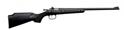Keystone Crickett Black 22LR 16.5 Inch 1Rd Youth