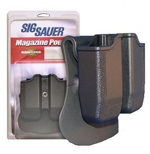 Sig Sauer Magazine Pouch Double P226 P229 Black MAGP-DBL-226-BLK