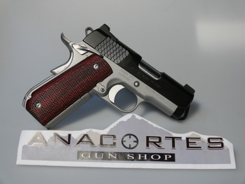 USED KIMBER SUPER CARRY CUSTOM 45ACP