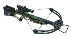Horton Legend Ultra Lite Crossbow Package with ACUdraw, 4x32mm Multi-Line Scope