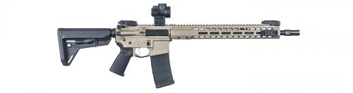 Barrett REC7 DI Carbine Tungsten / Black 5.56 / .223 Rem 16-inch 30Rds