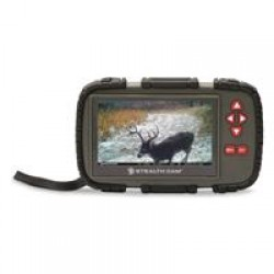 Stealth Cam Touchscreen SD Card Reader/Viewer