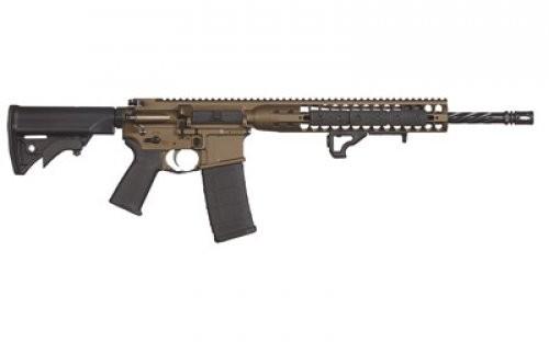 LWRC Direct Impingement Rifle Bronze / Black 5.56 / .223 Rem 16.1-inch 30Rds