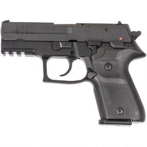 Fime Group Rex Zero 1 Compact Black 9mm 3.85-inch 15Rds