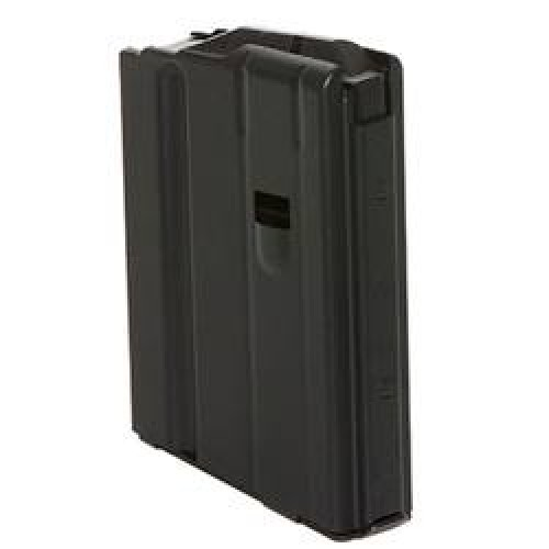 C Products Defense .308 AR10 5 Round 5rd SR25 Magazine SS Matte Black