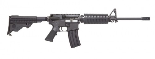 DPMS Panther Lite Black .223 / 5.56 NATO 16-inch 30Rd Flat Top