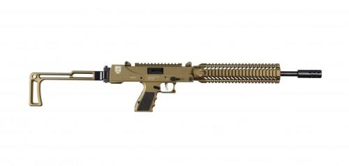 "Defender Carbine 9MM 16"" Threa"