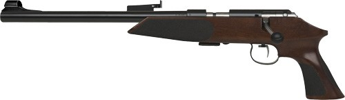 "Anschutz 1416L P KV Bolt Action Pistol .22 LR 14"" Barrel 5 Rounds Walnut Stock Blued Limited Run AD13927"