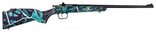 Keystone Sporting Arms Crickett Synthetic MuddyGirl Camo .22LR 16.12-inch 1rd