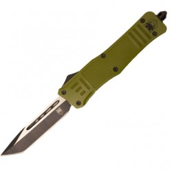 CobraTec CTK-1 Large Tanto 2 TONE/PARTIALLY SERRATED