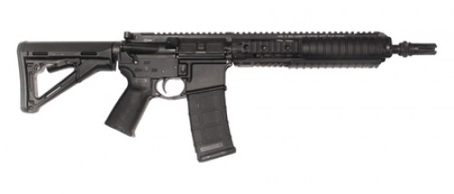 Advanced Armament MPW Rifle  Black 300 AAC Blackout 12.5-inch 30rd