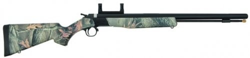 CVA Wolf 50CAL BL/Camo with Mount