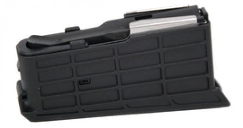 Sako A7, 3 Round Rifle Magazine, For Magazine Type E, Black, Medium Action S5C60387-3RD