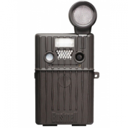 Bushnell 7 MP TrailScout Trail Camera with Night Vision and Game Call Module  Matte Black
