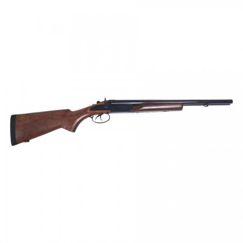 "CENTURY ARMS JW-2000 COACH SHOTGUN SGD 12GA 20"" BBL 3""CHAMBER HARDWOOD STOCK"