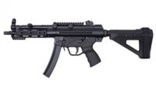ZENITH MKE Z-5RS 9MM PISTOLMAN 8.9 SBM4 PSB