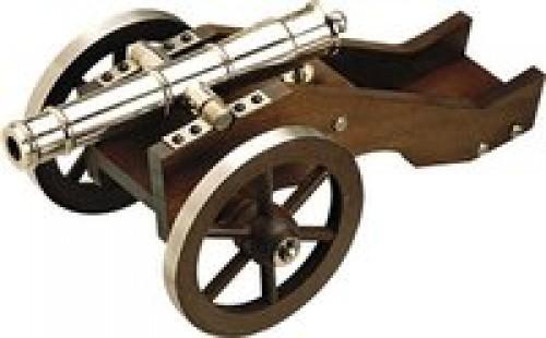 Mini Yorktown Replica Cannon 5