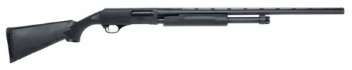 HPardner Pump Synthetic Pump-Action Shotguns - Black