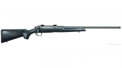 Thompson Center Compass Bolt Action Rifle Bolt Rifle Black 7MM-08 22 inch 5 rd Synthetic Stock (SCOPE NOT INCLUDED)