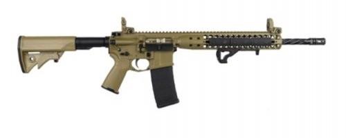 LWRC International IC DI AR-15 Rifle 5.56mm 16in 30rd FDE Cerakote ICDIR5CK16MAG