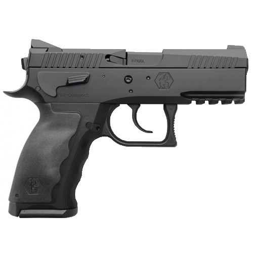 KRISS SPHINX SDP 9MM3.7-inch 10rd SA/DA Black