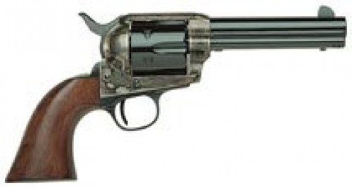 Taylors & Co. 1873 Cattleman New Model .357 Mag 4.75-inch 6rd  Walnut grips