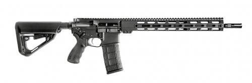 BCI SQS15 Professional AR-15 Cerakote Black 5.56 NATO 16 Inch Barrel 30 Rd