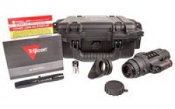 Trijicon Electro Optics IR PATROL LE100 19mm Thermal Imaging Monocular, 30Hz, Black IRMO-100