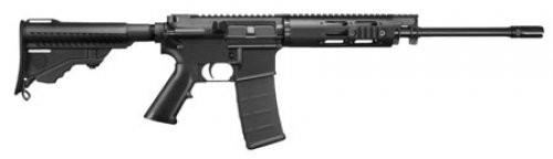 """DPMS Lite 16M AR-15 Semi Auto Rifle 5.56 NATO 16"""" Barrel 30 Rounds M111 Hand Guard Pardus Stock Black"""