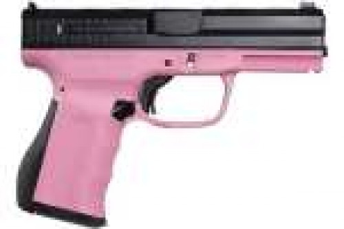 FMK Firearms 9C1 G2 Compact Bill Of Rights Pink 9mm 4-inch 10rd