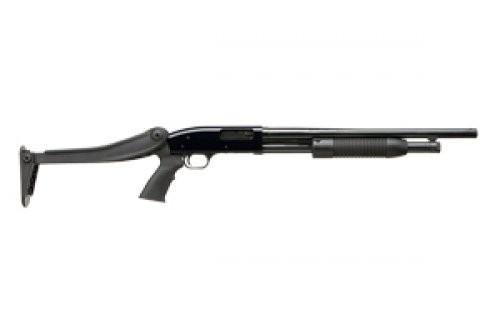 Mossberg Maverick 88 Blued 12 GA 18.5-inch