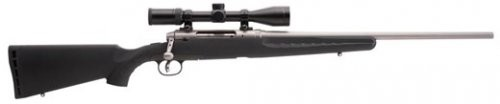 Savage Axis II XP Stainless Black 7mm-08 22-inch 4Rds