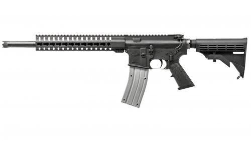 CMMG MK4 Black 22LR 16.1-inch 25Rd